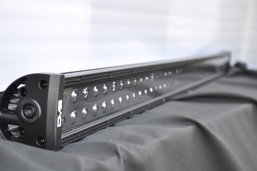 "50"" Light Bar 300W Flood/Spot 3W LED Black"