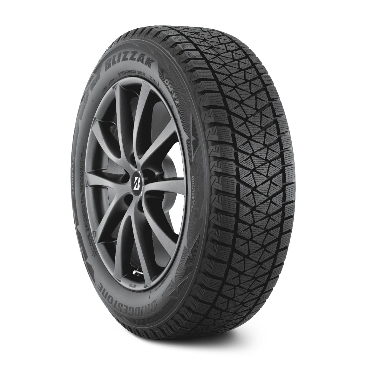 235/65R18 106S XL BRIDGESTONE DM-V2
