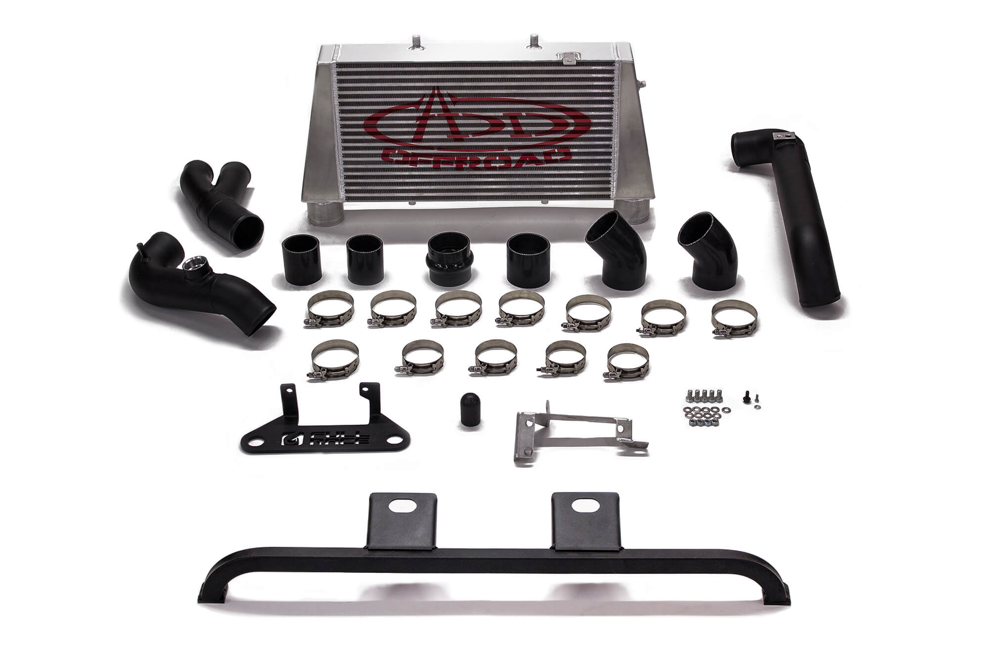 Intercooler Relocation Kit w/ Intercooler